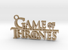 Game of Thrones keychain 3d printed