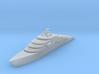 Miniature Gleam Project Super Yacht - Nauta Design 3d printed