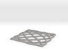 Lissajous coaster 4:5 pi/2 3d printed