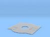 2 Cm twin Flak Platform 1 to 25 3d printed