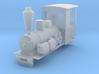 O&K loco body (roco) 3d printed