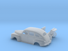 Ford Fordor (Staff Car) 1942 (1:64) 3d printed