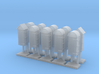 LU isolation cabinets x 10 3d printed