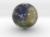 Terraformed Mars 3d printed