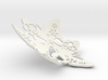 Butterfly Bowl 1 - d=13cm 3d printed