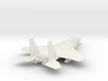 F-15_Simple Aircraft Toy 3d printed