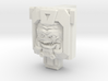 Krang PotP Fist-Plate 3d printed