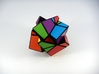 Madness Cubed Puzzle 3d printed Scrambled