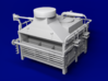1:78 HMS Victory Galley Stove *UPDATED* 3d printed