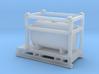1:87 550 Gallon Skid Fuel Tank  3d printed