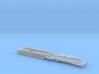 ATSF TANKCAR Tk-J, complete body 3d printed