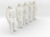 1/20 Royal Navy D-Coat+Lifevst Set203-1 3d printed
