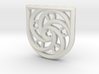 28mm French Gothic Window Quatrefoil 3d printed