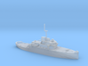 1/700Scale USCGC Acushnet WMEC-167 3d printed
