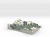 Whistler Blackcomb Ski Resort, British Columbia 3d printed