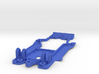 1/32 Oreca 03 Chassis for Slot.it pod 3d printed