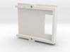 DJI Zenmuse H3-3D - Xiaomi Yi adapter (main) 3d printed