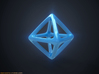 Octahedron Platonic Solid 3d printed