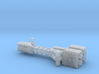 Earth Alliance Sagittarius Missile Cruiser 36mm 3d printed