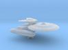 Terran Delphi Class Tactical Cruiser - 1:7000 3d printed