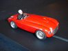 1/32 1949 Ferrari 166 MM  Barchetta Slot Car Body  3d printed Driver and detail Items not included with this item