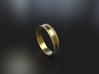 Minimalistic Ring Pendant 3d printed