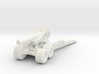 M115 203mm howitzer board game piece 3d printed