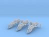 Widowmaker Destroyers (3) 3d printed