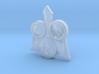 Warhammer 40k Horus Heresy Nurgle Chaos Icon 3d printed