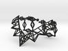 FutureChique Necklace 3d printed