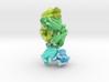 Human Antibody Fab Targeting fHbp (Ribbon) 3d printed