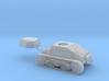 1/87th (H0) Straussler V-3 armed 3d printed