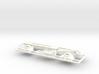 Lancia Delta rep. set VAR1 Instrument frame 3d printed