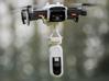 DJi Mavic Air Beltmount for top & bottom camera pl 3d printed