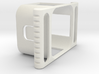 GoPro Session mount adapter for Smooth Q gimbal  3d printed