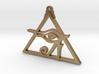 Eye of Ra Pyramid 3d printed