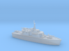 1/700 Scale 100 foot Patrol Motor Gunboat 3d printed