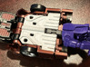 Arm filler for Fansproject Causality M3 Crossfire  3d printed Without guns