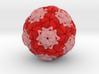 Equine Rhinitis A Virus 3d printed