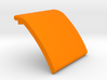 External MastGate plate 3d printed Orange is easy to view.