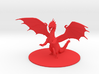 Ancient Red Dragon 3d printed