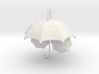 Mountain laurel and Umbrella 3d printed