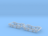 Short BoxCab Frames Only 8-27-15 3d printed