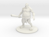 Hill Giant 3d printed