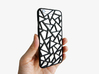 iPhone 6 / 6S case_Triangles 3d printed