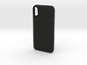 iPhone X case_Cube 3d printed