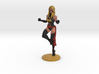 Miss Marvel 8.5cm tall 3d printed