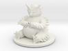 Owl Bear Sleeping 3d printed