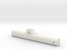 Phantom 4 Right GoPro Mount Main Brace  3d printed Right Main Brace Part