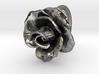 Blossoming Rose Ring 3d printed